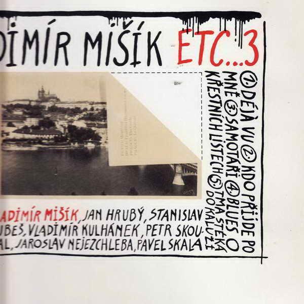 LP Vladimír Mišík, ETC 3, 1986