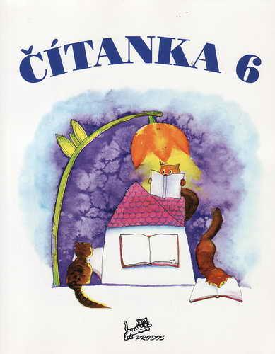 Čítanka 6 / Dagmar Dorovská, Vlasta Řeřichová, 1998