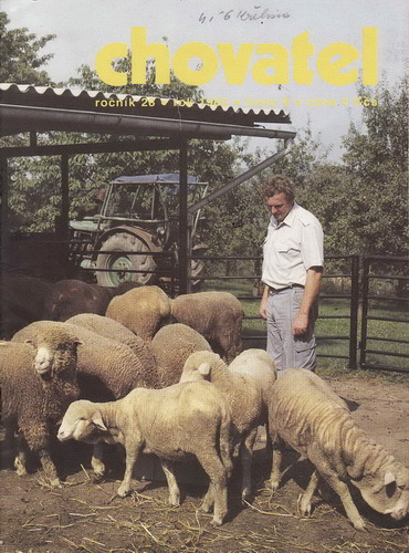 1989/09 Chovatel, pro chovatele drobných zvířat