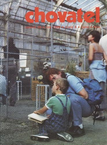 1989/08 Chovatel, pro chovatele drobných zvířat