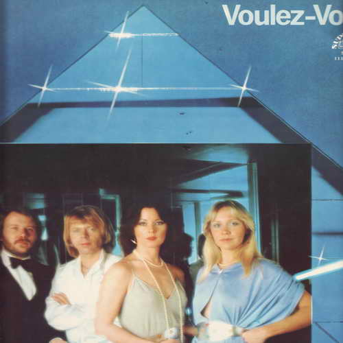 LP ABBA, Voulez - Vous, 1979