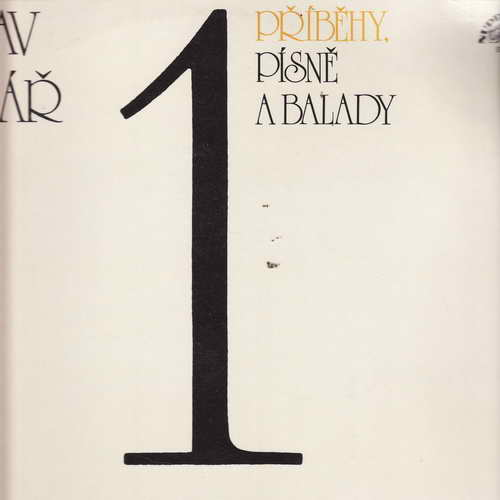 LP Václav Neckář 1. - Příběhy, písně a balady, 1982