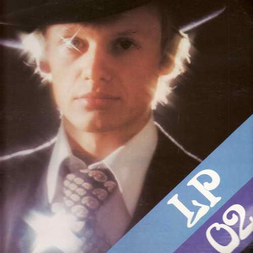 LP Jiří Korn LP O2, 1977