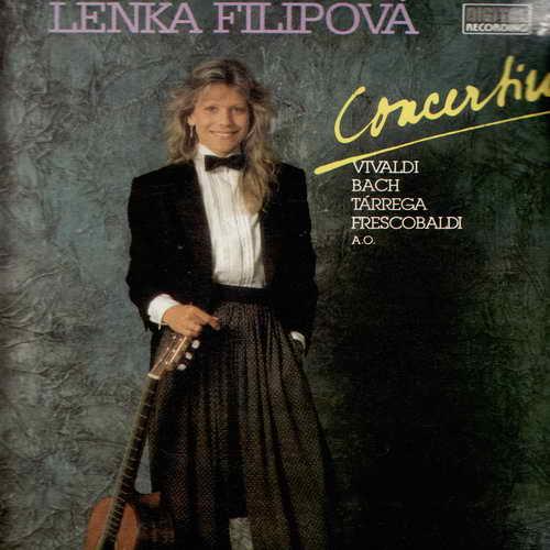 LP Lenka Filipová, Concertino, 1990