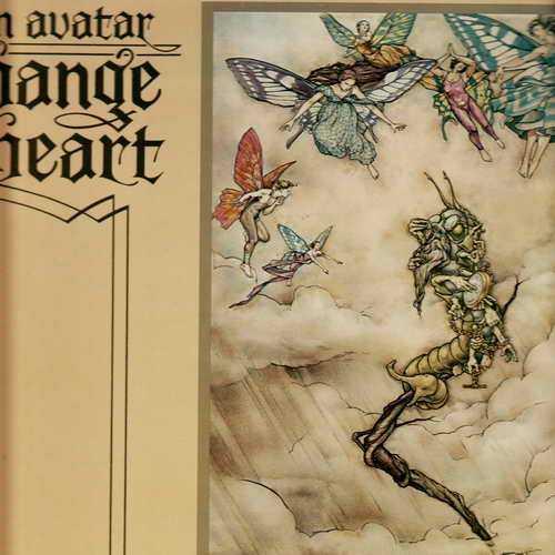 LP Golden Avatar, A change of heart, 1976