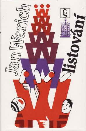 Listování, vzpomínky a korespondence / Jan Werich, 1990
