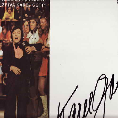 LP 2album, Karel Gott, Písně z televizního seriálu, 1976