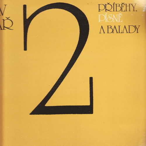 LP Václav Neckář 2. - Příběhy, písně a balady, 1982
