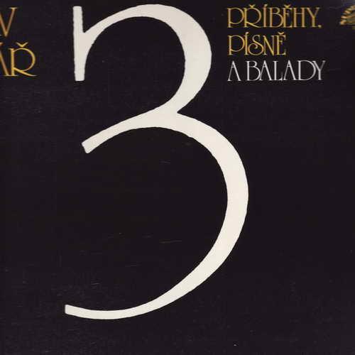 LP Václav Neckář 3. - Příběhy, písně a balady, 1982