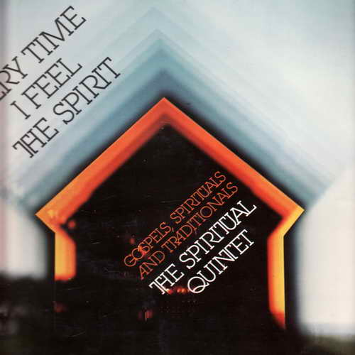 LP Spiritual Kvintet, Every time i feel the spirit, 1986