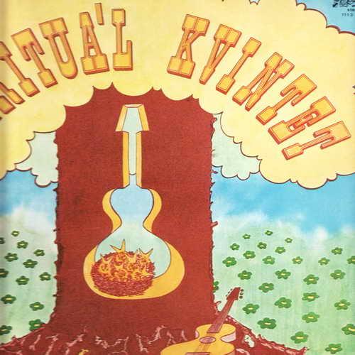 LP Spirituál kvintet, Spirituály a balady, 1977
