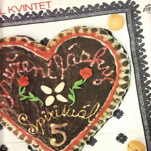 LP Spirituál kvintet, Saužení lásky, 1981