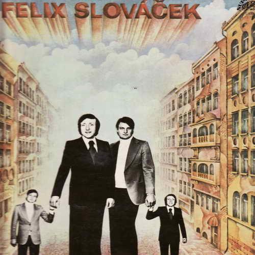 LP Felix Slováček III., Ladislav Štaidl s svým orchestrem, 1976