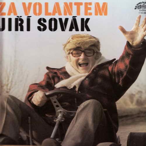 LP Za volantem Jiří Sovák, 1980