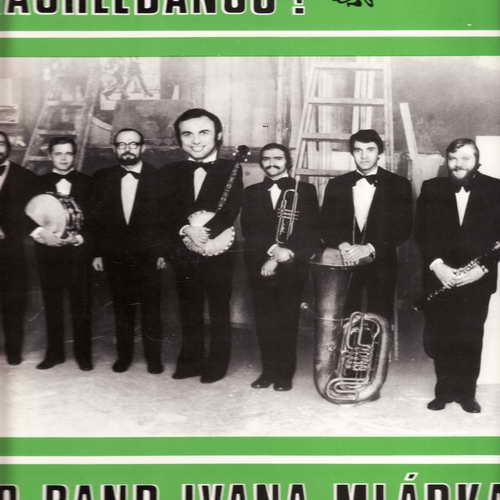 LP Banjo Band Ivana Mládka, Nashledanou, 1977