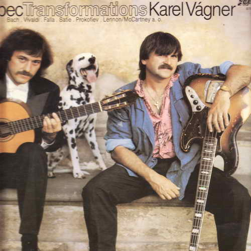 LP Lubomír Brabec, Karel Vágner, Transformations, 1987