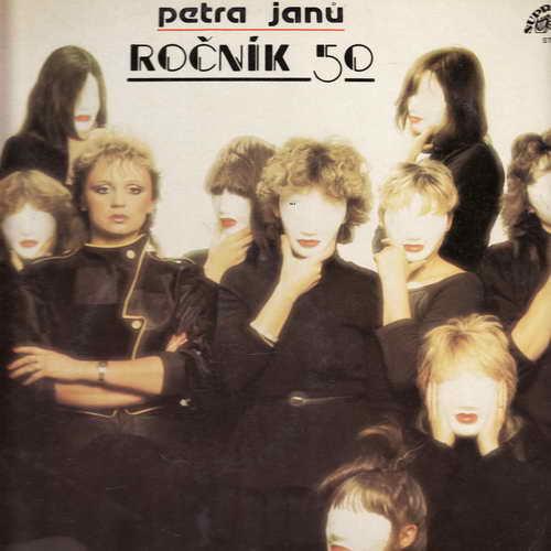 LP Petra Janů, Ročník 50, 1984