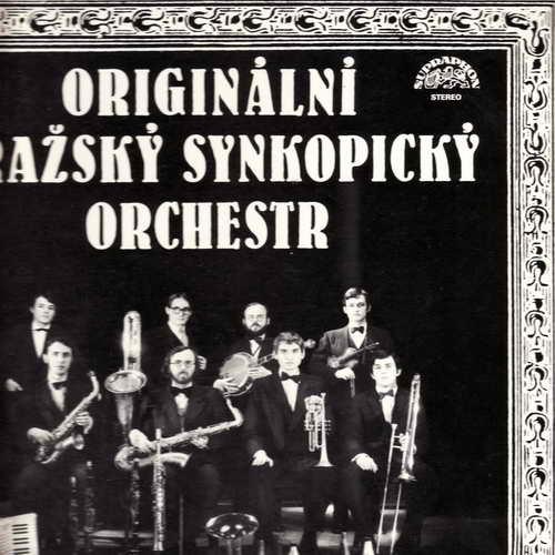 LP Originální pražský synkopický orchestr, 1978