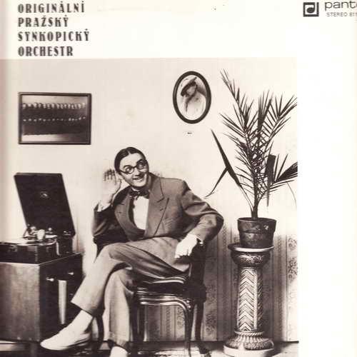 LP Originální pražský synkopický orchestr, Stará natoč gramofon, 1982