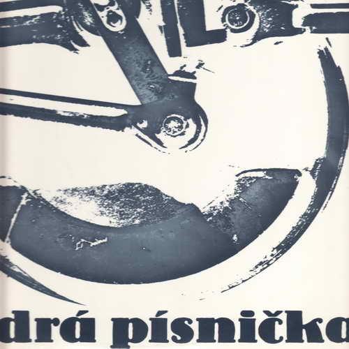 LP Modrá písnička, písničky pro dechový a taneční orchestr, 1985
