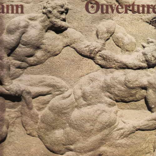 LP Telemann Ouvertures, Georg Philipp, 1979
