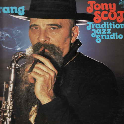 LP Bumerang, Tony Scott, Traditional jazz Studio 1978