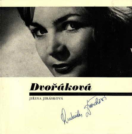 Jiřina Jirásková, vložená SP deska / Ludmila Dvořáková, 1978