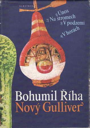 Nový Gulliver / Bohumil Říha, 1983 il.Jan Kudláček