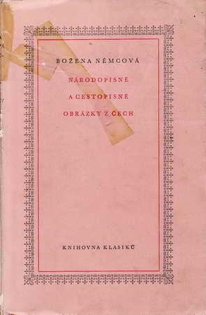 Národopisné a cestopisné obrázky z Čech / Božena Němcová, 1951