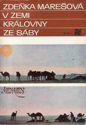V zemi královny ze Sáby / Zdeňka Merešová, 1973