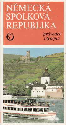 Německá spolková republika / PhDr. A. Bendl, 1990