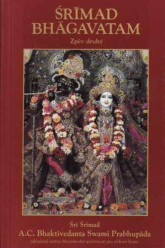 Śrímad Bhágavatam, zpěv druhý / Śrí Śrímad, 1993