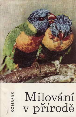 Milování v přírodě / Julius Komárek, 1969