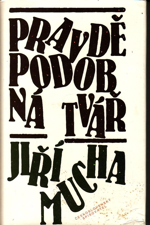 Pravděpodobná tvář / Jiří Mucha, 1990