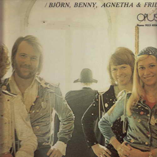 LP Waterloo - ABBA, 1974