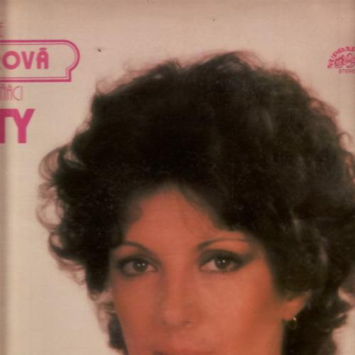 LP Já a Ty, Marie Rottrová, Plameňáci, 1983