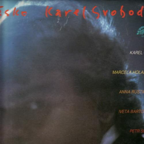 LP Čau lásko, Karel Svoboda, 1987