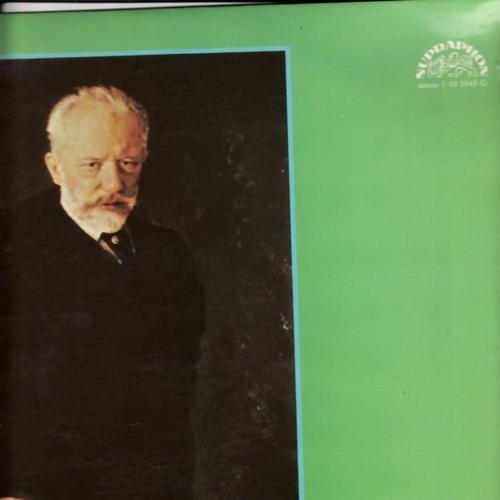 LP Petr Iljič Čajkovskij, kon B moll pro klavír a orchestr, 1974