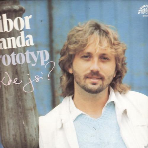 LP Dalibor Janda, Prototyp, Kde jsi? 1987