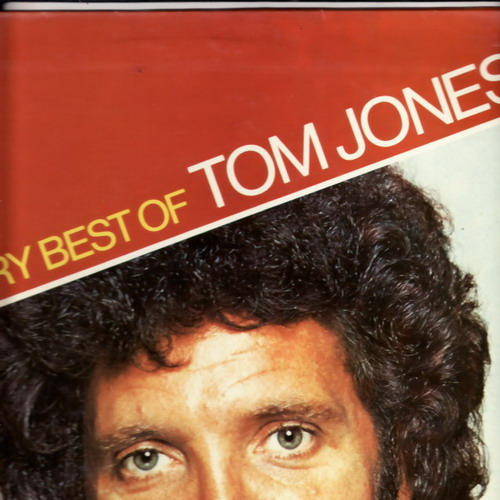 LP Tom Jones, The very best of, 1978
