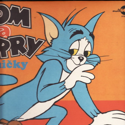 LP Tom a Jerry, písničky, 1990