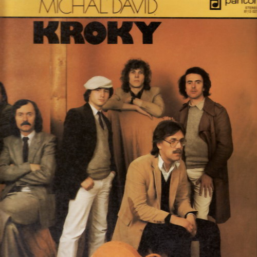 LP Michal David, Kroky Františka Janečka, 1982