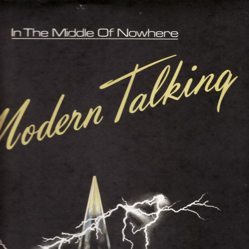 LP Modern Talking, In the middle of nowhere