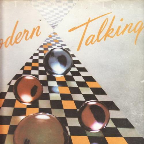 LP Modern Talking, Let´s talk about love