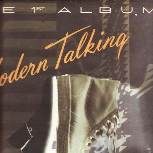 LP Modern Talking, The 1st album
