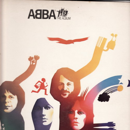 LP ABBA, The album, 1977