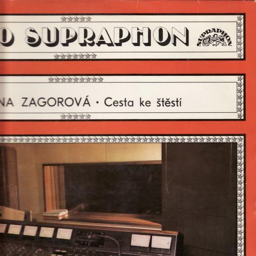 LP Hana Zagorová, Cesta ke štěstí, 1975