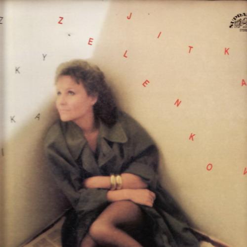 LP Jitka Zelenková, Bez lásky láska není, 1987