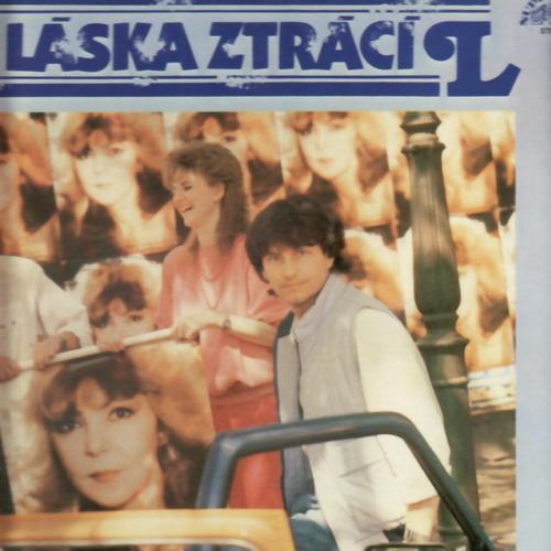 LP Naše láska ztrácí L, Orchestr Karla Vágnera, 1986
