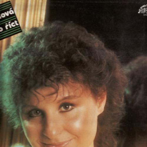 LP Jitka Zelenková, Máme si co říct, 1985